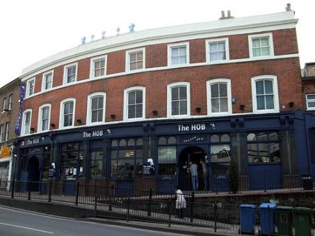 The Hob pub in Forest Hill, London