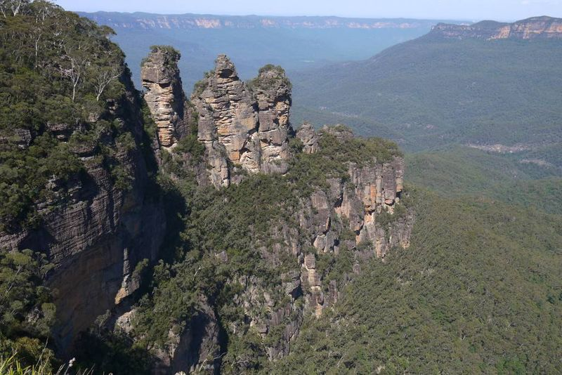 The Blue Mountains' Three Sisters, Sydney
