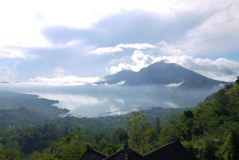 Mount Batur, Bali Indonesia