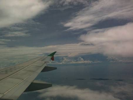 The View from an Aeroplane