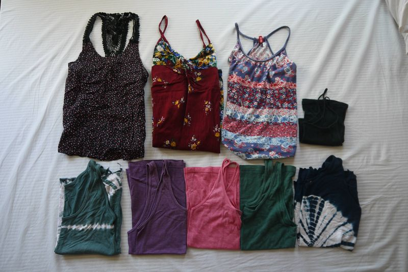 Amy's Travel Tops