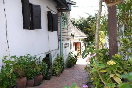 French Architecture in Luang Prabang