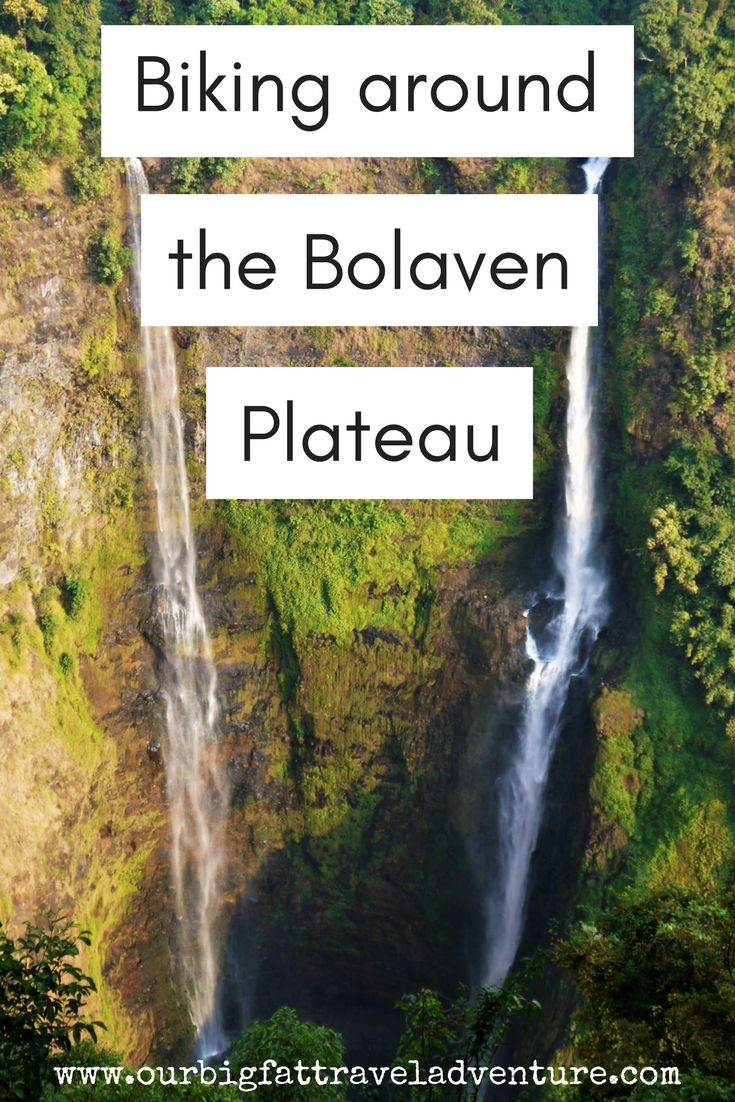 While in Southern Laos we grabbed a scooter and took an overnight road trip through the Bolaven Plateau in search of mountains and waterfalls.