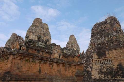 East Mebon Temple, Cambodia