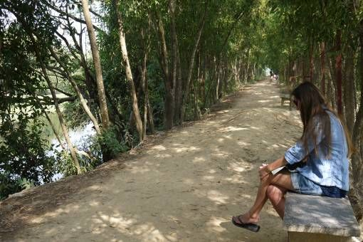 Visiting the Killing Fields in Cambodia