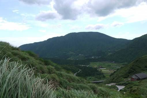Yangmingshan National Park in Taipei