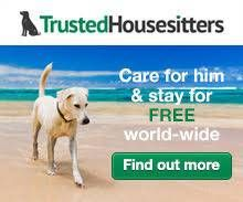 trusted housesitters sign-up