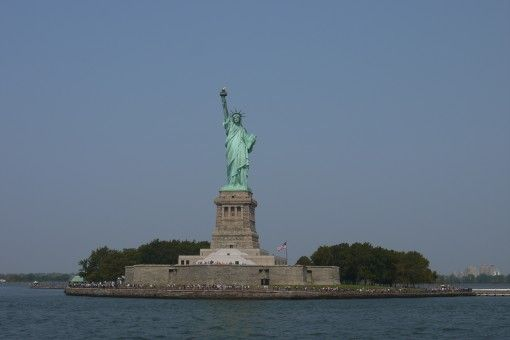 The Statue of Liberty, New York