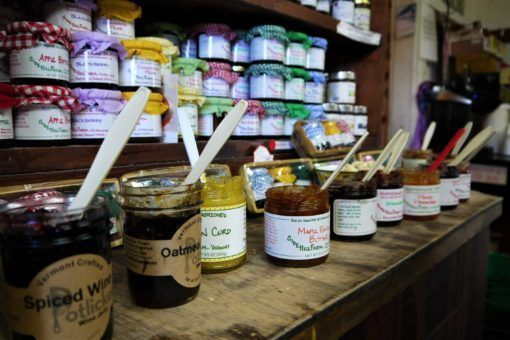 The delicious spreads available in Vermont