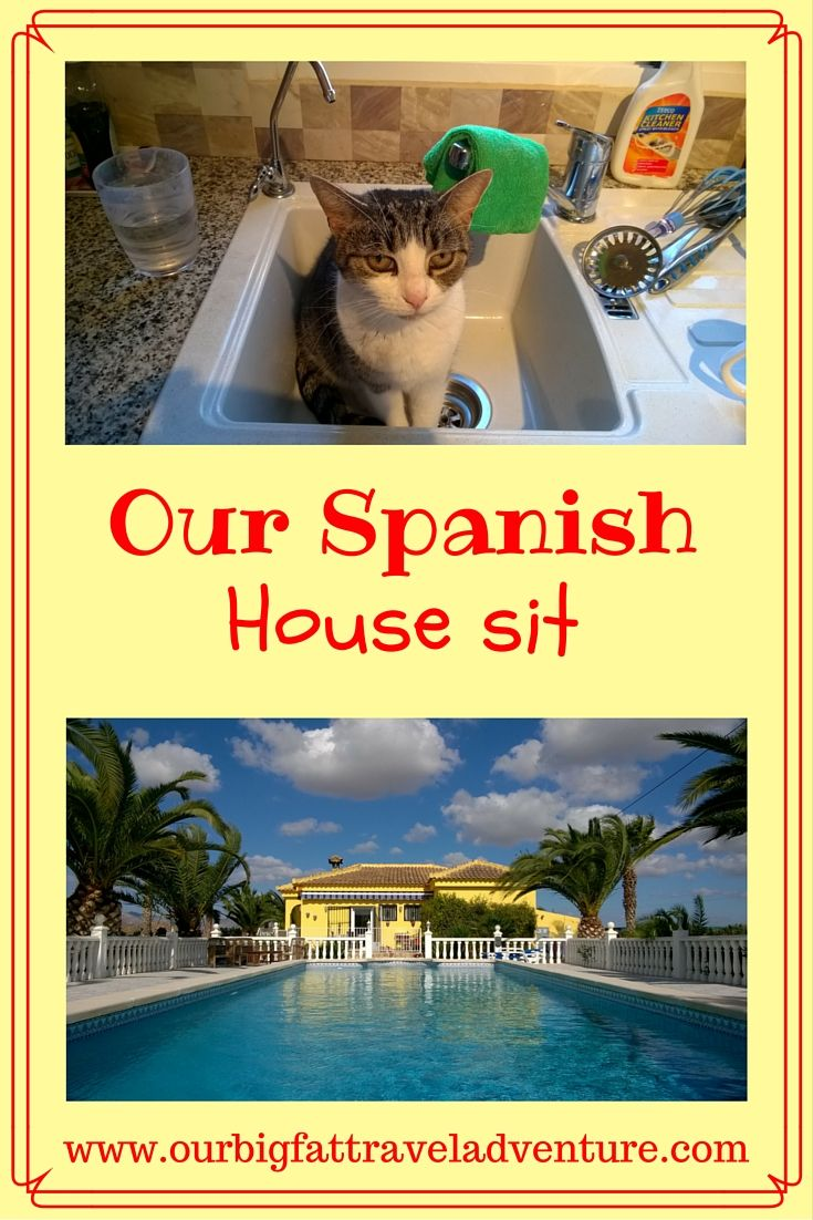 Our Spanish House sit, Pinterest