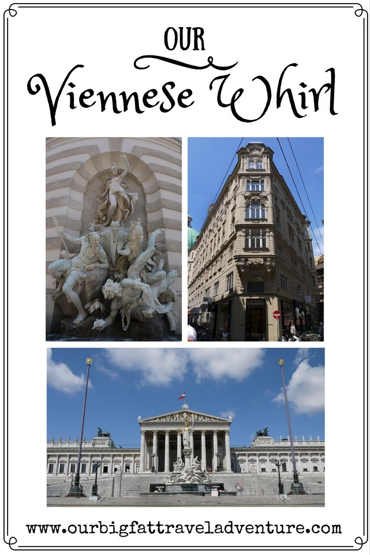 Our Viennese Whirl Pinterest Poster