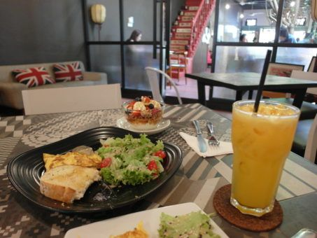 Delisious Brunch at The Daily Dose, Georgetown Penang