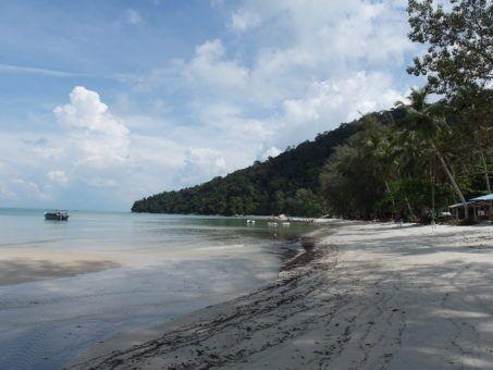 Monkey Beach in Penang National Park