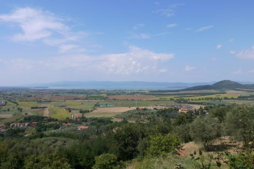 Perugian countryside, Italy