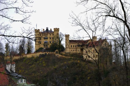 You can also visit the nearby Hohenschwangau Castle when visiting Neuschwanstein Castle