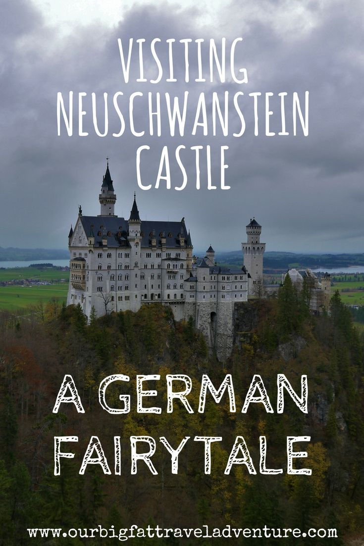 Top tips including ticket info on visiting Neuschwanstein Castle in Germany built by King Ludwig and the inspiration for the iconic Disney castle.