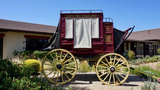 Santa Ynez Stagecoach reproduction
