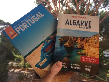 Portugal and Algarve Rough Guides books