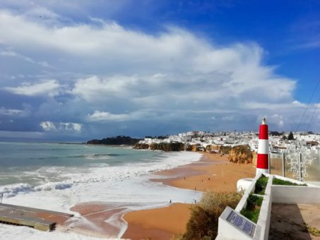 View over Albuferia, Algarve