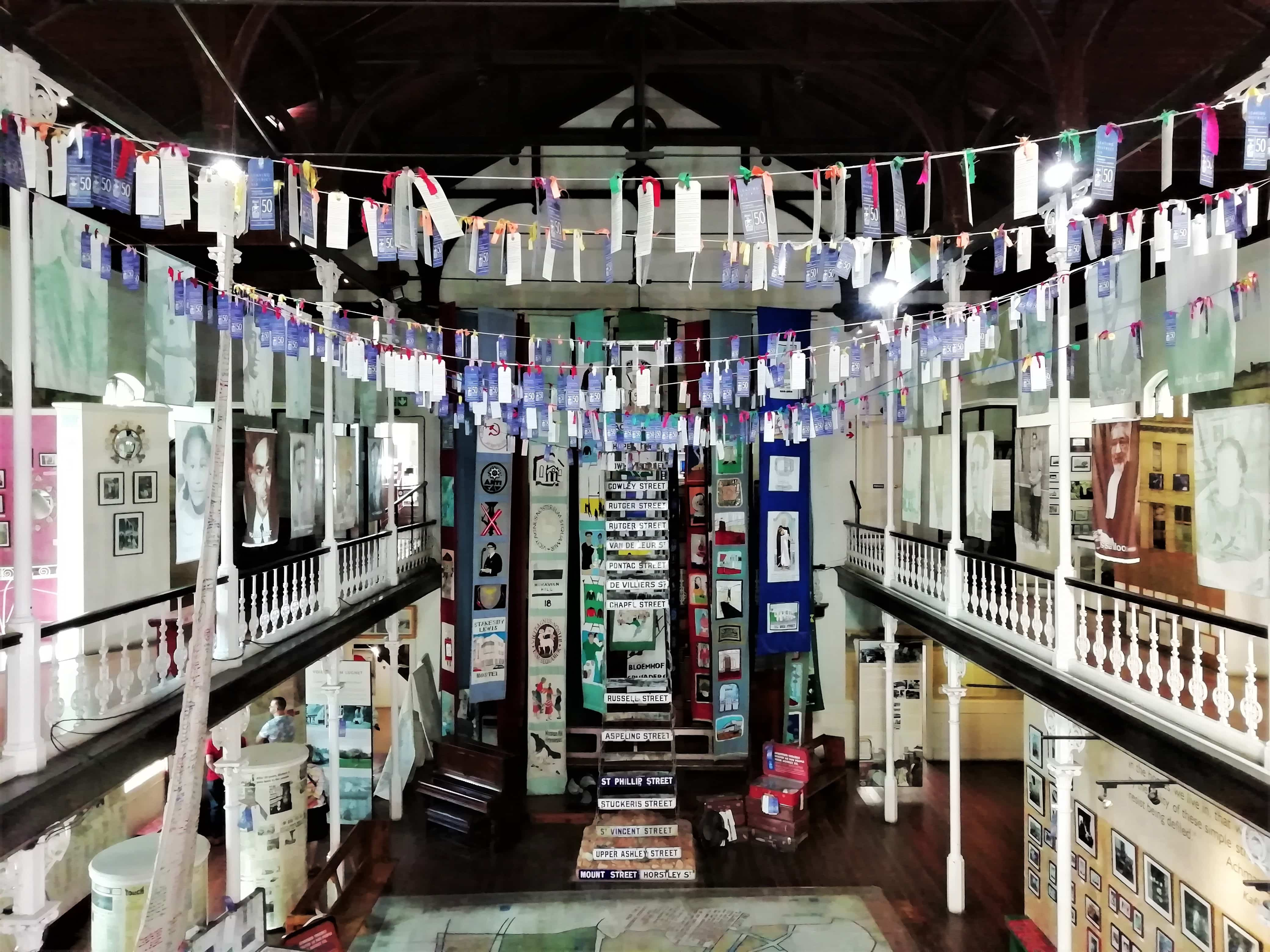 The District Six Museum in Cape Town