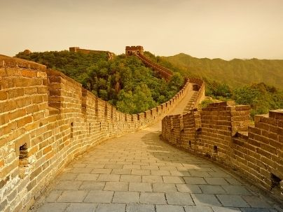 Great Wall of China Featured Image