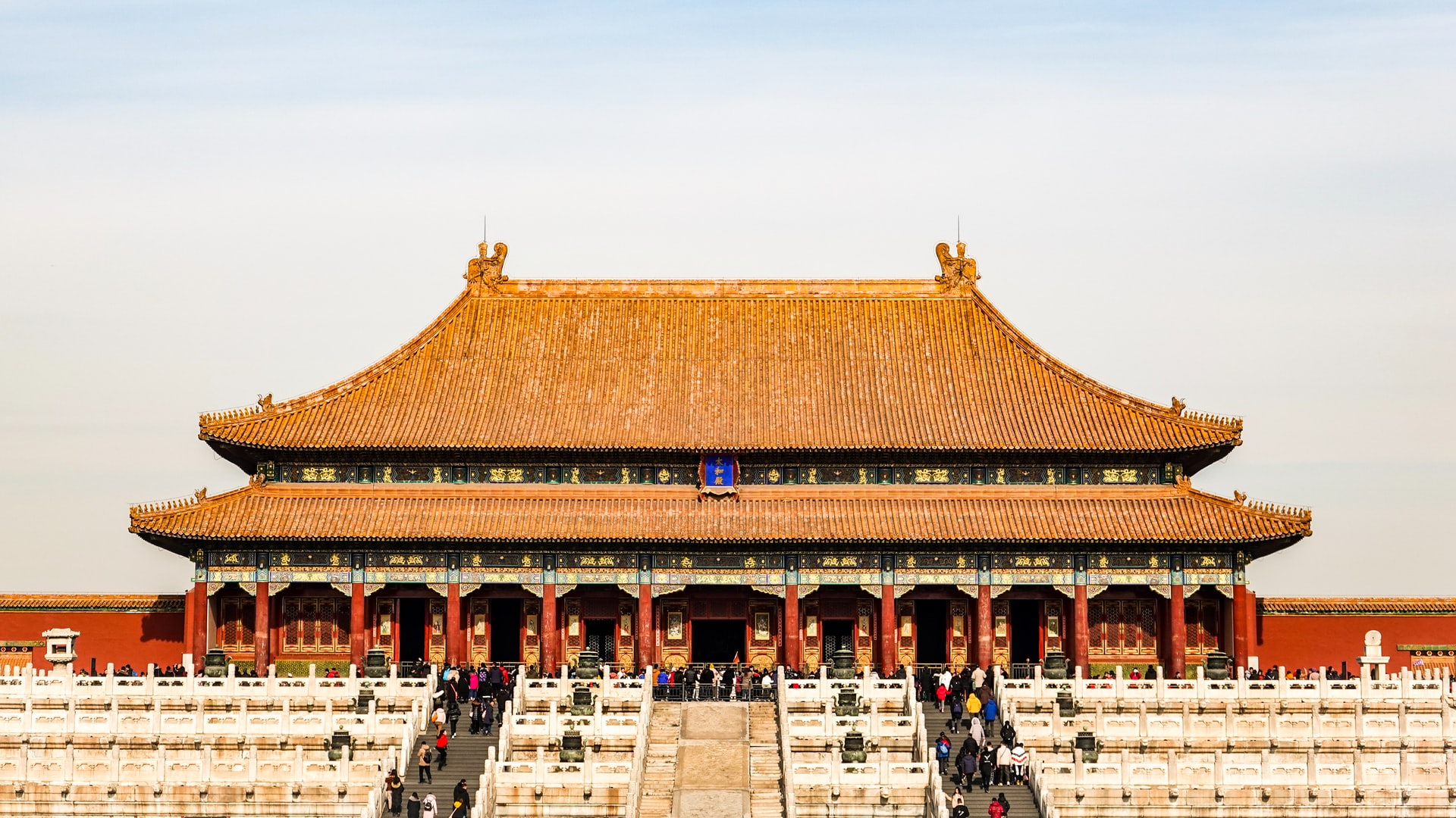 Beijing's Forbidden City - What to see and do on a Beijing layover