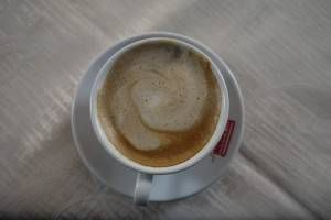 Cappuccino in Rome - Food in Rome