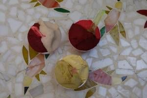 Gelato Flavours - Food in Rome