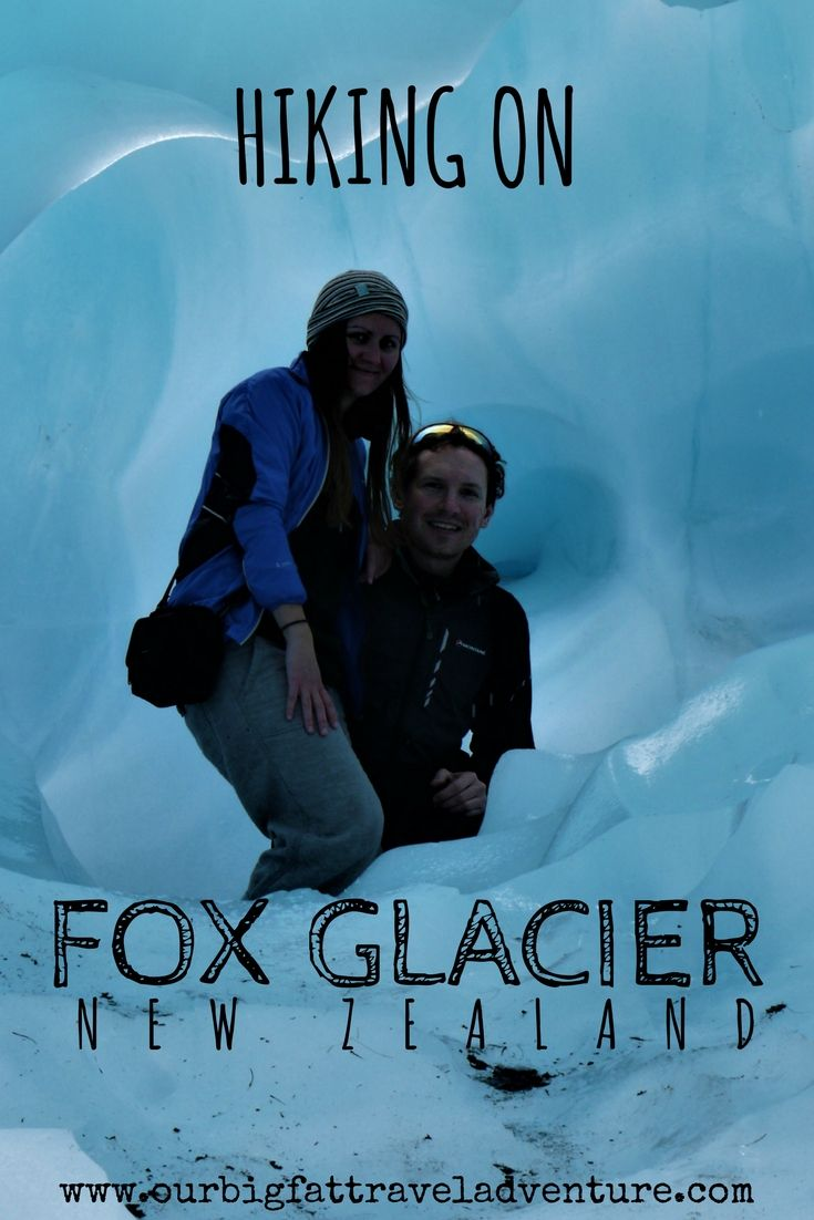 We took a heli-hike on Fox Glacier in New Zealand - here are our pics, video and the story of our trip to the glacier