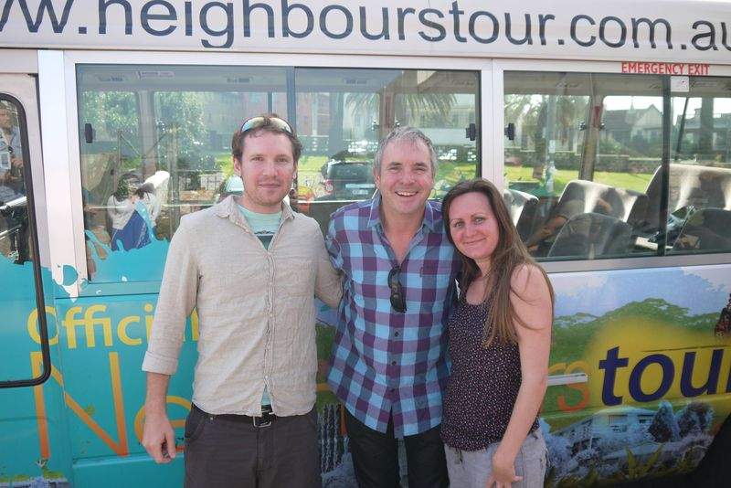 Us with Dr Karl Kennedy