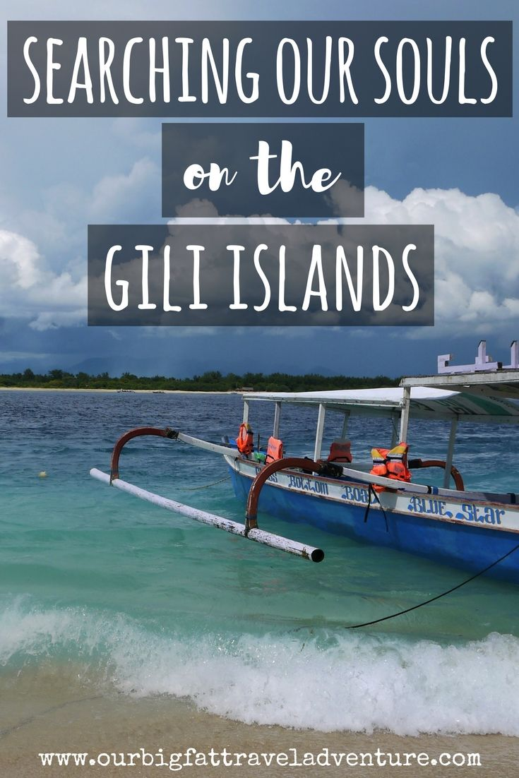 We spent a couple of weeks exploring the Gili Islands in Indonesia, which gave us plenty of time to think about our future travel plans - here's the story of our time soul searching in the Gili Islands