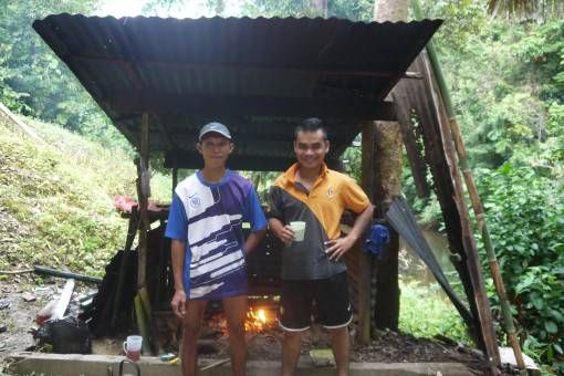 Our Local Guides in Borneo