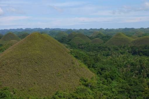 The Chocolate Hills, Bohol