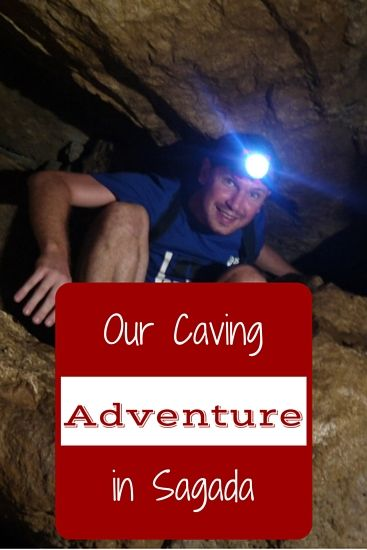 Our Caving Adventure in Sagada