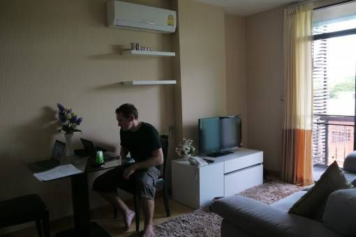 Our Chiang Mai Apartment