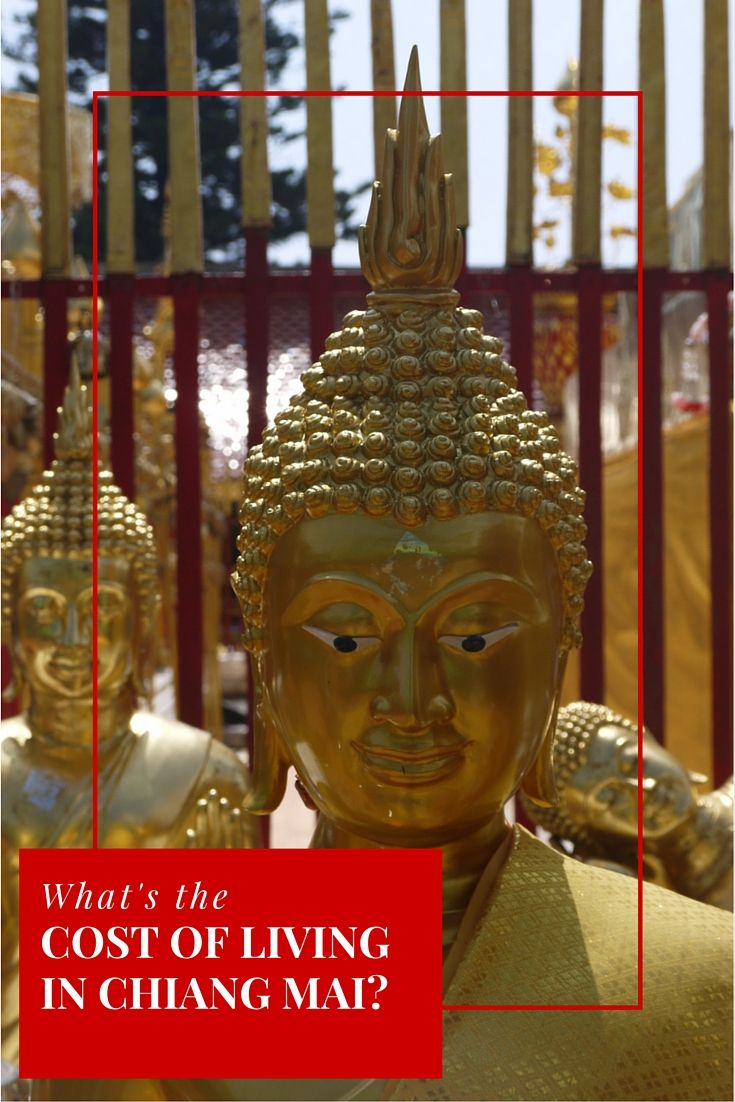What's the cost of living in Chiang Mai?