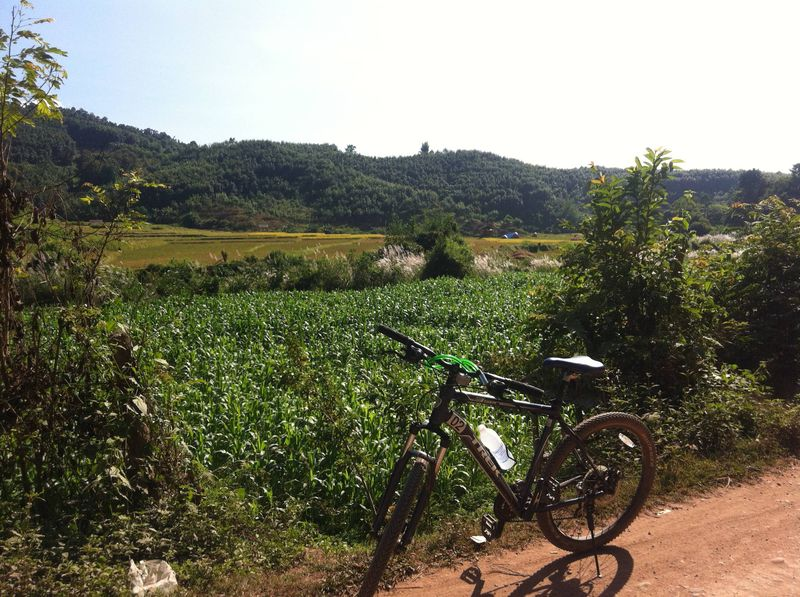 Luang Namtha by bike