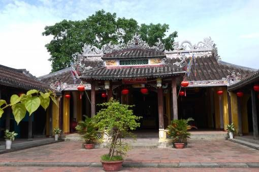 Assembly Hall in Hoi An in Vietnam