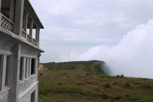 Mist at Bokor Hill Casino, Cambodia