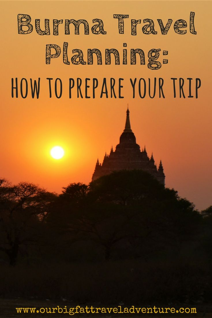 Before we left for Burma there was a lot to research, flights, hotels, money, Visas, we've put all we found in a post to help you with your Burma travel plans