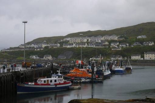 Malliag Harbour, Scotland