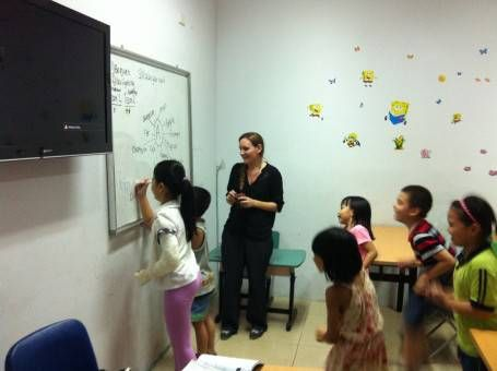 Teaching at a Language Centre in Vietnam