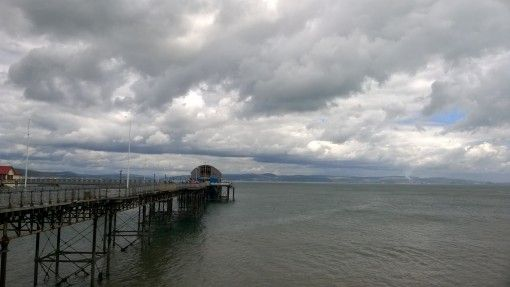 Mumbles Pier, Swansea and the Gower