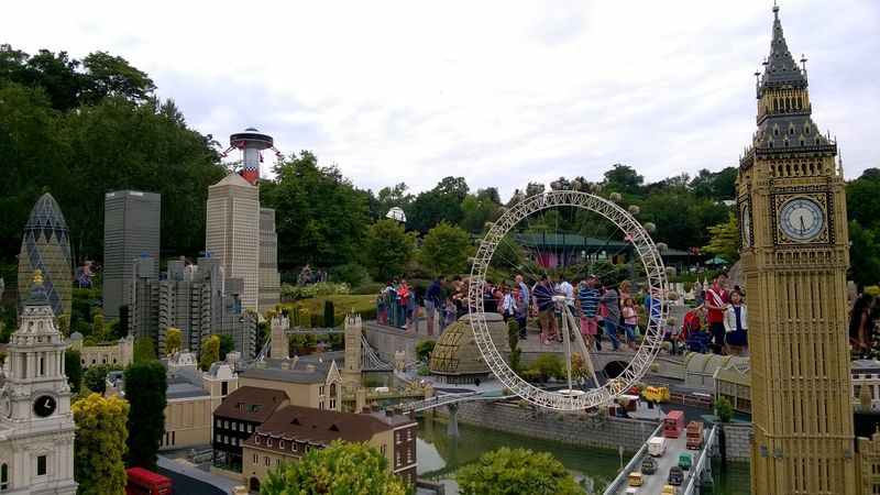 Miniland London at Legoland, Windsor