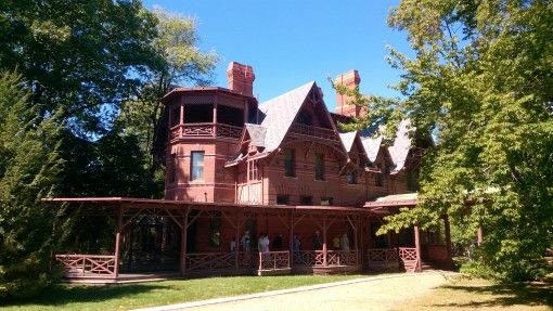 Mark Twain House, Hartford, CT, USA