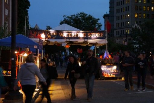 Food and Market Stalls in Providence