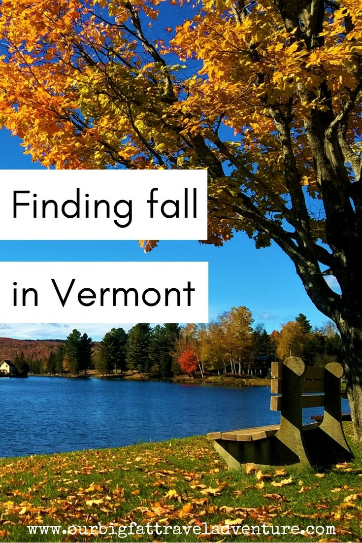 We spent two weeks in October experiencing fall in Vermont. We fell in love with the Green Mountain State, its farms, cheese and beautiful forests.