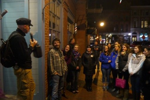 Portland's Wicked Walking Tour