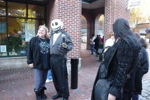 Jack Skellington in Salem