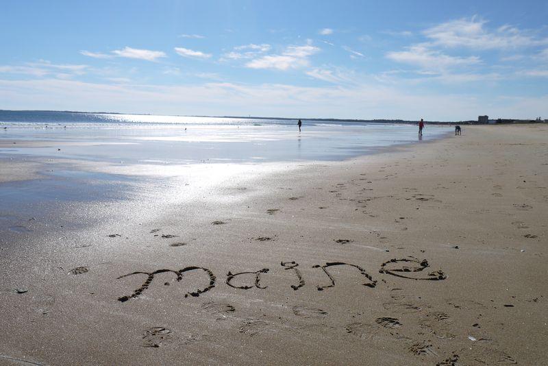 Ocean Beach, Maine